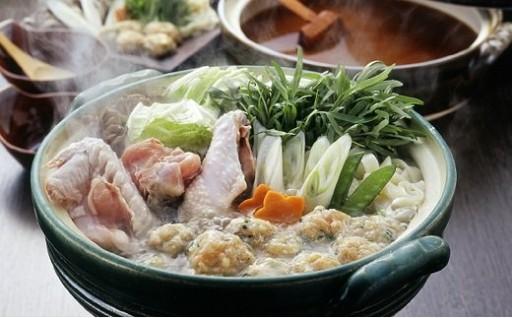 優しい味の白だしで味わう!名古屋コーチン鍋セット