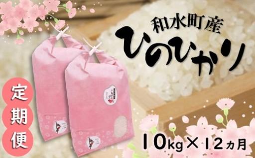 【定期便】ヒノヒカリ」(10kg)×12ヵ月