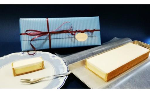 贅沢なチーズケーキ