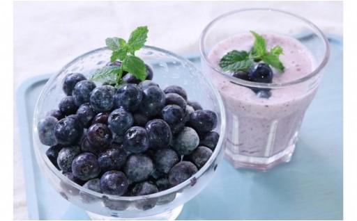 冷凍完熟ブルーベリー(農薬不使用) 1,125g