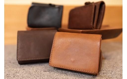 収納力と使い勝手を考えた二つ折り財布