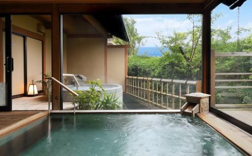 館山の風が織りなす自然を満喫できる湯宿「風の抄」
