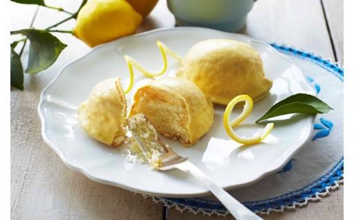 【懐かし】レモンケーキ