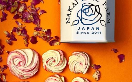 バラの甘い香りと味が引き立つ、洋風焼き菓子セット