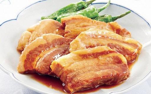 長崎名物 豚角煮 島原麦みそ仕立て 5食セット