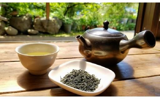 熊本県芦北産のお茶で一息ついて温まってください♪