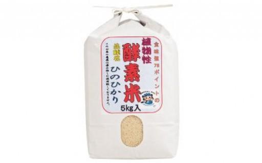 【長崎の米どころ・壱岐】酵素米(ヒノヒカリ)