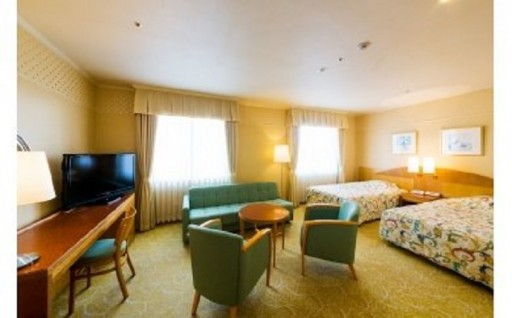 春の旅行にザ・セレクトンプレミア 神戸三田ホテル