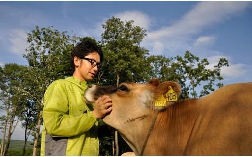 牛と自然と共に。森林ノ牧場こだわりミルクバー。