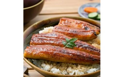 厳選した鹿児島産の鰻蒲焼きを贅沢に堪能できます♪