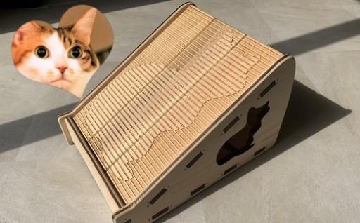 Cat Scratcher Stand