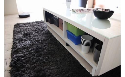 立体特殊印刷ガラスを採用。美しいビングテーブル