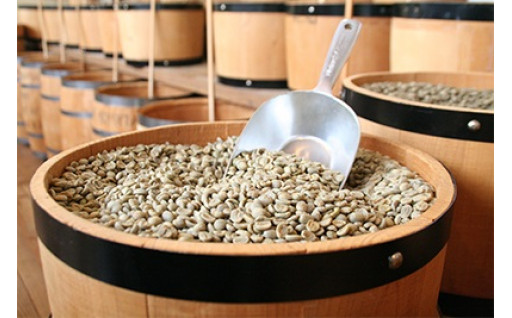 ハワイコナなど高級コーヒー豆3種とナッツセット