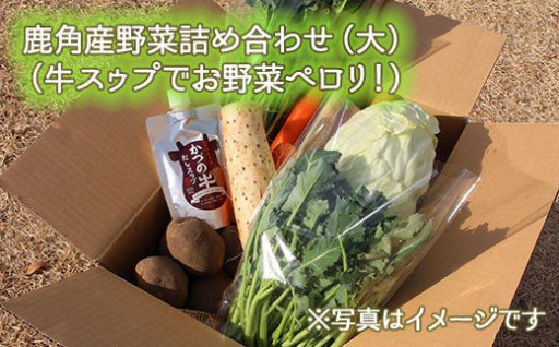 学校給食に提供予定だった野菜類の詰め合わせセット