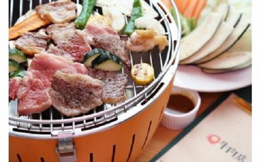 「肉質日本一」鳥取和牛や県内産豚肉、鶏肉でBBQ
