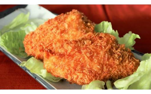 サクサク食感♪浜田市の名物『バトウフライ』