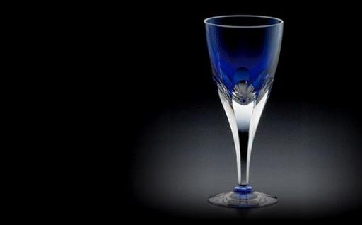 ワイングラスセット<ロイヤルブルーライン>