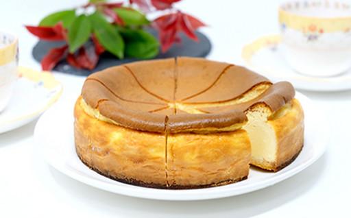 【低糖質】ベイクドチーズケーキ