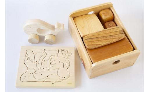 おうち時間を楽しく!木製パズル「海のともだち」