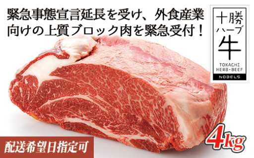 【緊急支援】飲食店向けブロック肉受付中!