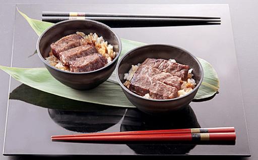 レンジでチン!手軽で美味しい佐賀牛のステーキ小丼