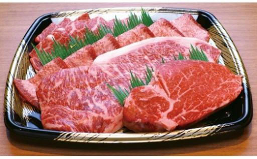 稀小な伊賀牛タンを含む伊賀牛バーベキューセット!