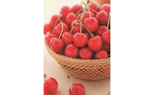 二戸の初夏の果物といえば、さくらんぼ。