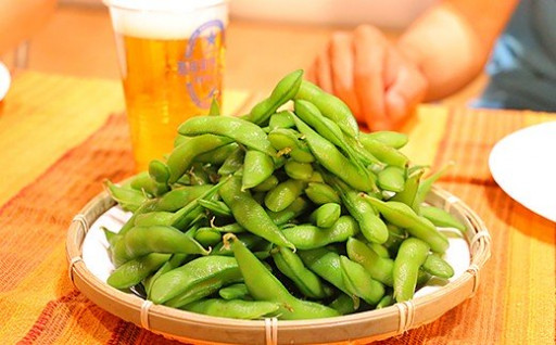 大人気の長岡産枝豆★4品種の予約受付中!