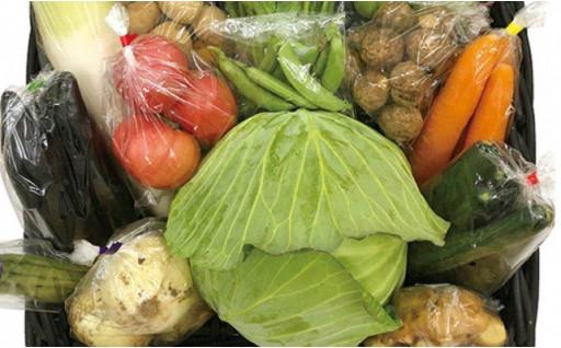 旬の新鮮野菜をお届けします!
