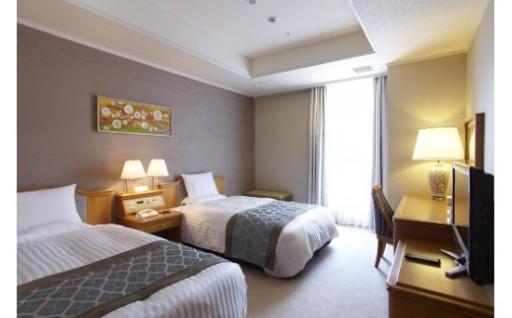 伊丹シティホテルで一番のお部屋の宿泊ご招待券