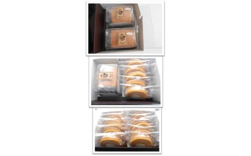 木島平産米粉使用したふわふわロールケーキ登場