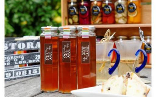 梅のコクと優しい味わいが自慢の「梅シロップ」