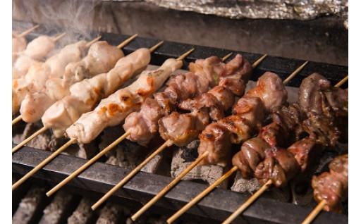新得地鶏の串焼きセットはいかがですか?