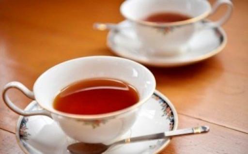 とろりとしたうま味「玉露紅茶」受付再開します
