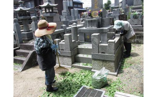 神埼市内のお墓清掃サービスです。