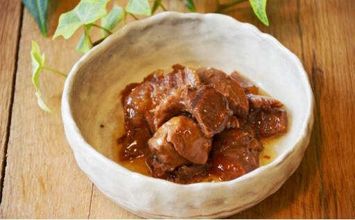 【NEW】鹿肉の缶詰 3種セット