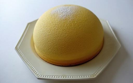 しゅわっしっとり☆スフレチーズケーキ