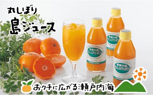 みかんジュース 「丸しぼり果汁」 250ml6本