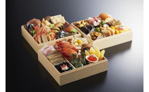 【今年からスタート】年末は京都のおせちをどうぞ。