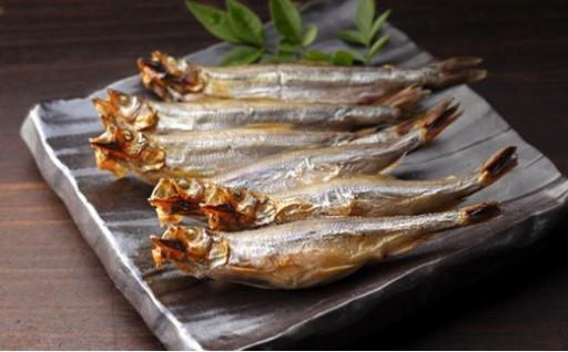 お肉も良いけど…炭火で焼くお魚も格別なんです!