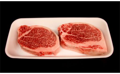 佐賀牛最高部位のステーキです