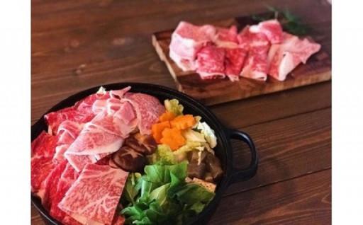 香川県だからこそ成し得た究極のオリーブ牛すき焼き