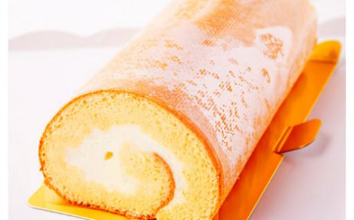 ふんわりふわふわ♪豆乳クリームのロールケーキ