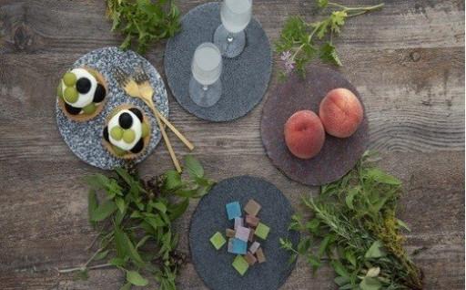 伝統ある石材店プロデュース!石皿『ISHOKU』