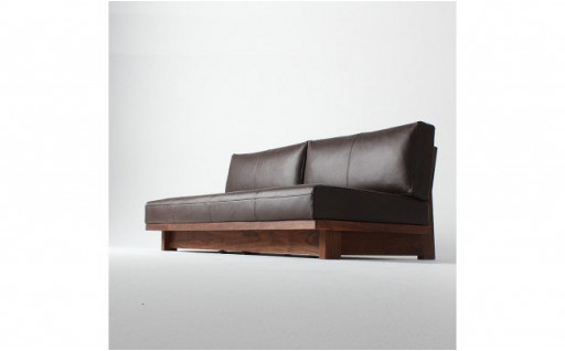 ソファAGURA180cm ウォールナット