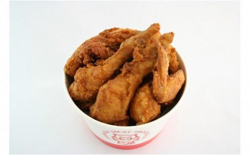 【北海道産若鶏新子使用】フライドチキンセット