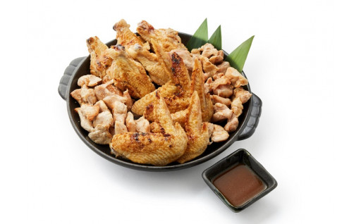 播州百日鶏の美味しい炭火焼きセット