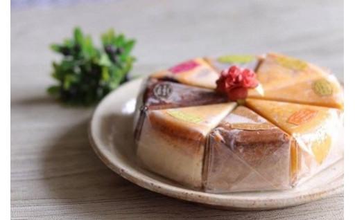 カフェ百時ベイクドチーズケーキ8色アソートセット