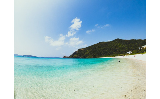 渡嘉敷島:美しいサンゴの海と豊かな自然が残る島