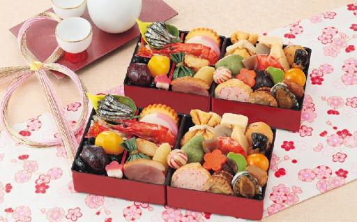 お正月に向けて京都の個食おせちはいかがでしょう。